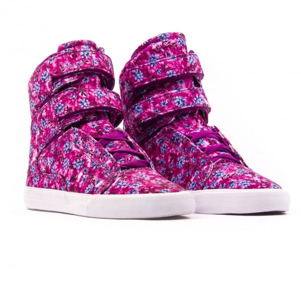 SUPRA APAVI SOCIETY WMNS ORCHID FLOWERS WHITE SP14