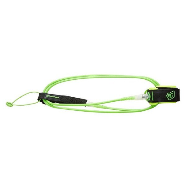CREATURES LEASH COMP 6 LIME CLEAR