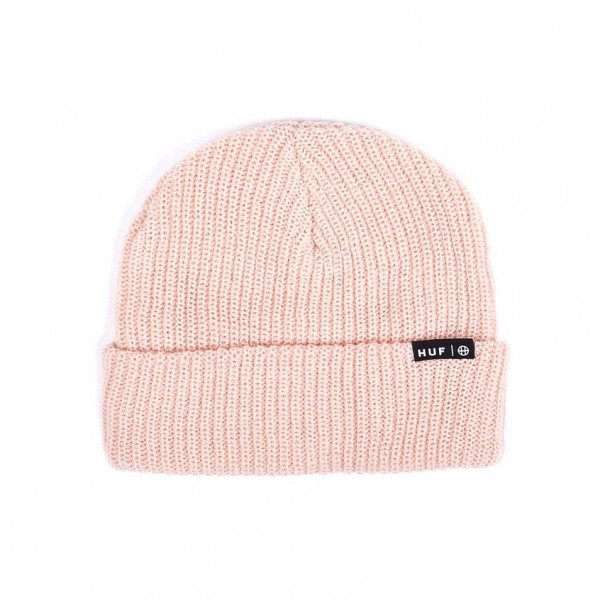 HUF CEPURE USUAL BEANIE PINK F17