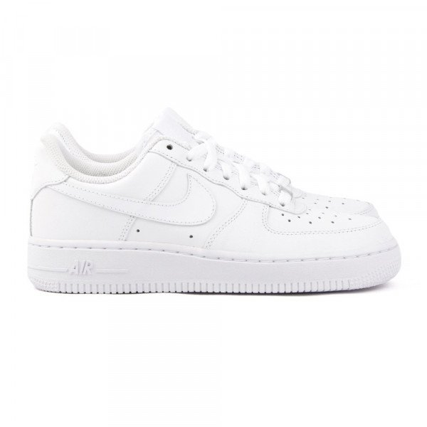NIKE APAVI AIR FORCE 1 '07 WHITE WHITE S19