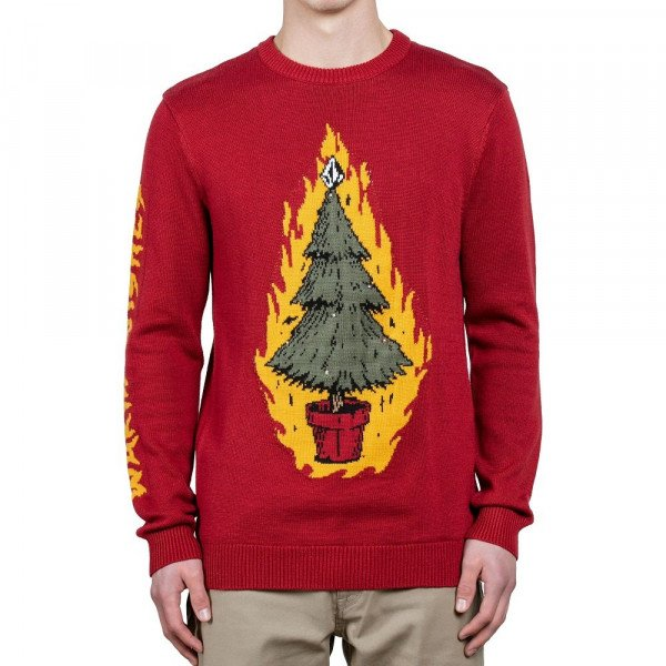 VOLCOM DŽEMPERIS WARM WISHES SWEATER DRE H17
