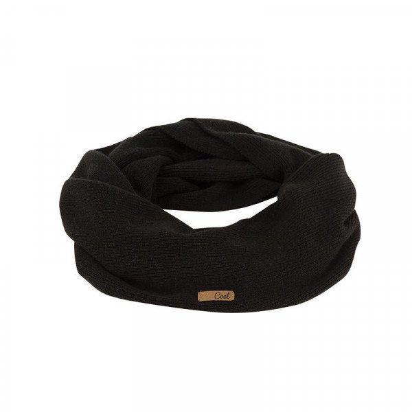COAL ŠALLE JULIETTA ETERNITY SCARF BLACK F17