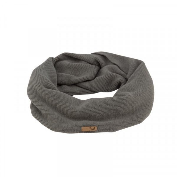 COAL ŠALLE JULIETTA ETERNITY SCARF CHARCOAL