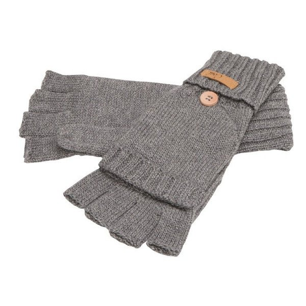COAL CIMDI CAMERON GLOVE GREY F17