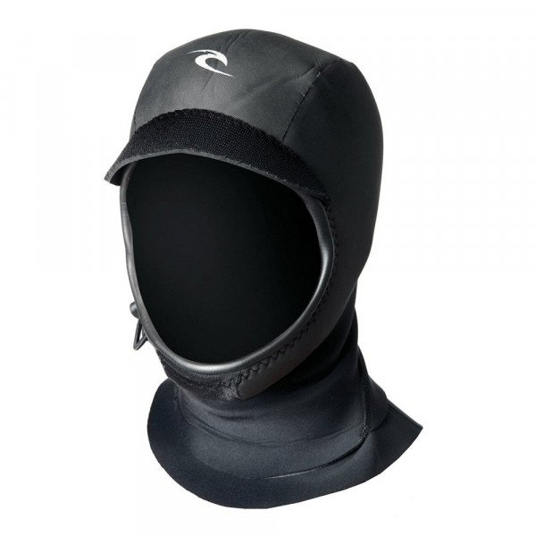 RIP CURL KAPUCE F BOMB 3 MM GB HOOD BLACK