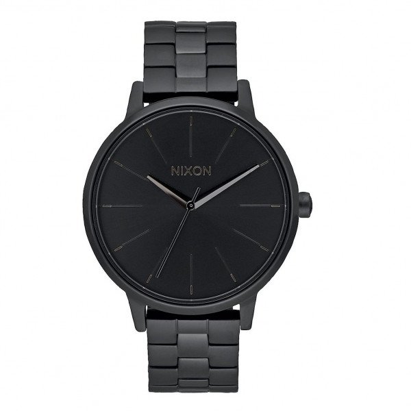 NIXON PULKSTENIS KENSINGTON ALL BLACK