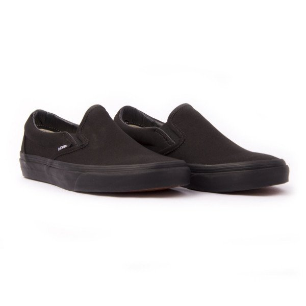 VANS APAVI CLASSIC SLIP ON BLACK BLACK