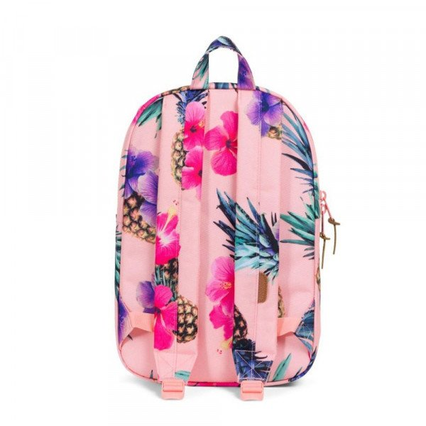 HERSCHEL SOMA SETTLEMENT MID VOLUME PEACH PINEAPPLE S18