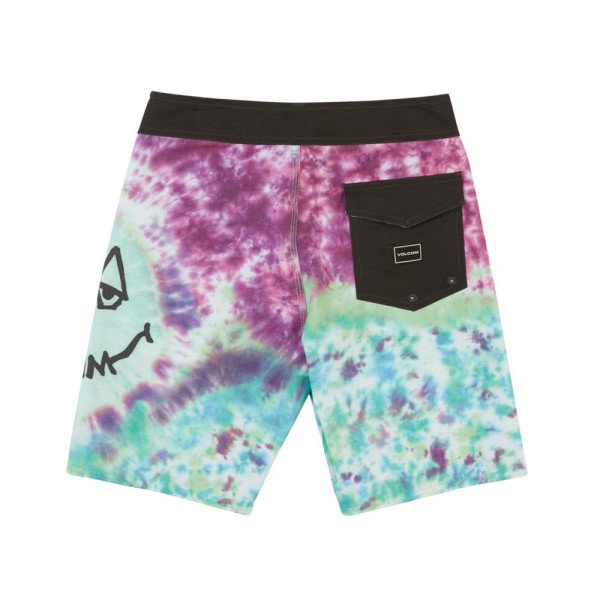 VOLCOM ŠORTI CHILL OUT BOARDSHORT KIDS MLT S18