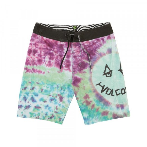 VOLCOM ŠORTI CHILL OUT BOARDSHORT KIDS MLT