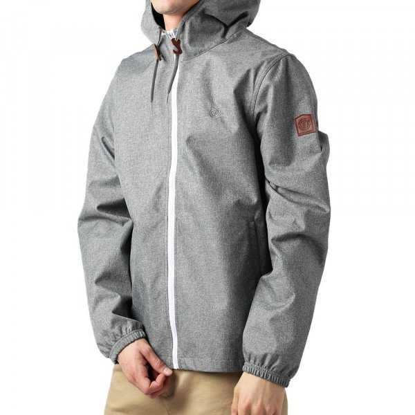 ELEMENT JAKA ALDER LIGHT GREY HEATHER S18
