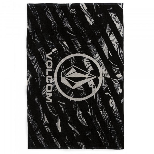 VOLCOM DVIELIS TWISTED TOWEL BLK S16