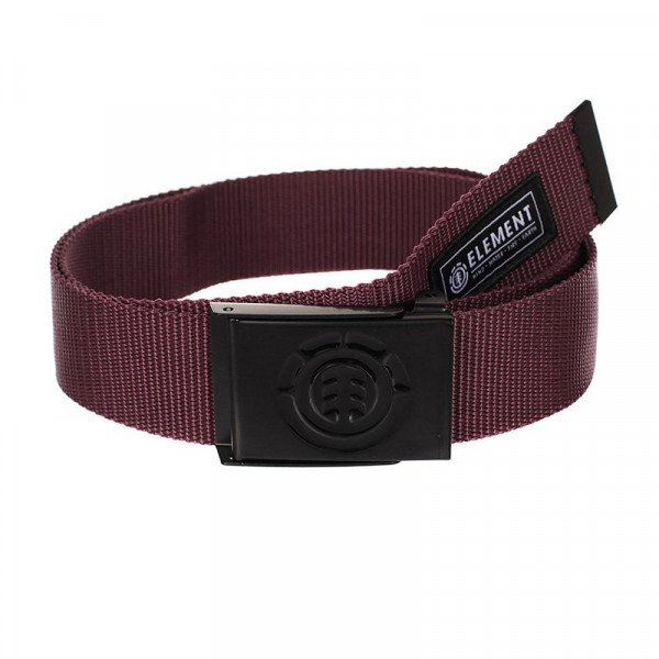 ELEMENT JOSTA BEYOND BELT NAPA RED F18