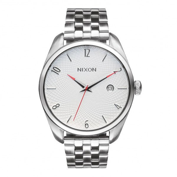 NIXON WATCH BULLET WHITE