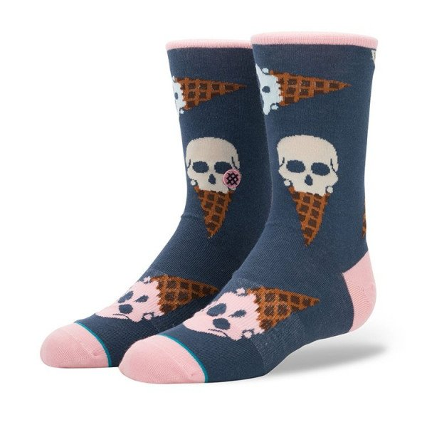 STANCE ZEĶES CONE HEAD KIDS BLUE