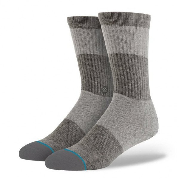 STANCE ZEĶES UNCOMMON SOLIDS SPECTRUM GREY