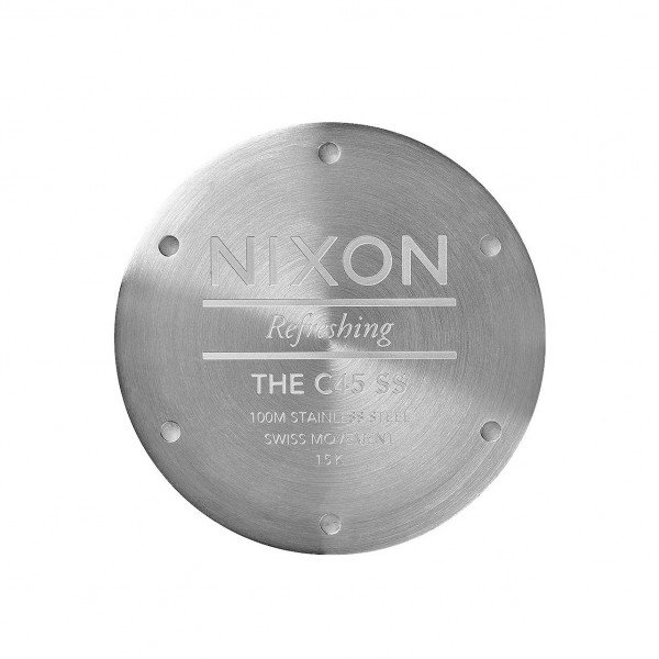 NIXON PULKSTENIS C45 SS NAVY