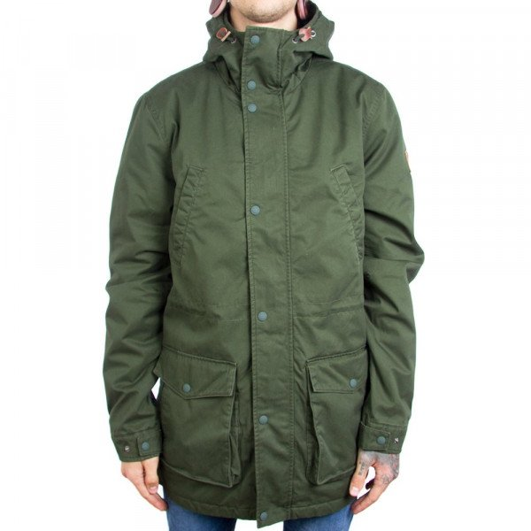 ELEMENT JACKET ROGHAN PLUS OLIVE DRAB
