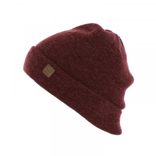 COAL CEPURE HARBOR HEATHER BURGUNDY F19
