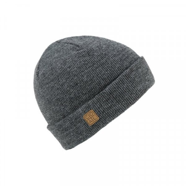 COAL BEANIE HARBOR CHARCOAL F19