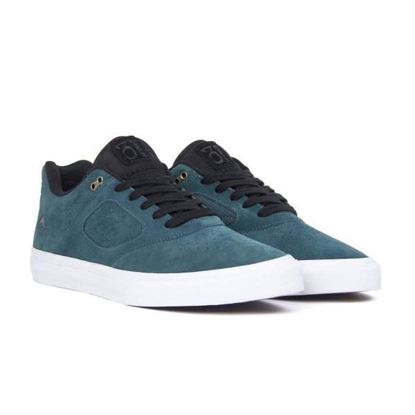 EMERICA APAVI REYNOLDS 3 G6 VULC TEAL BLACK F18