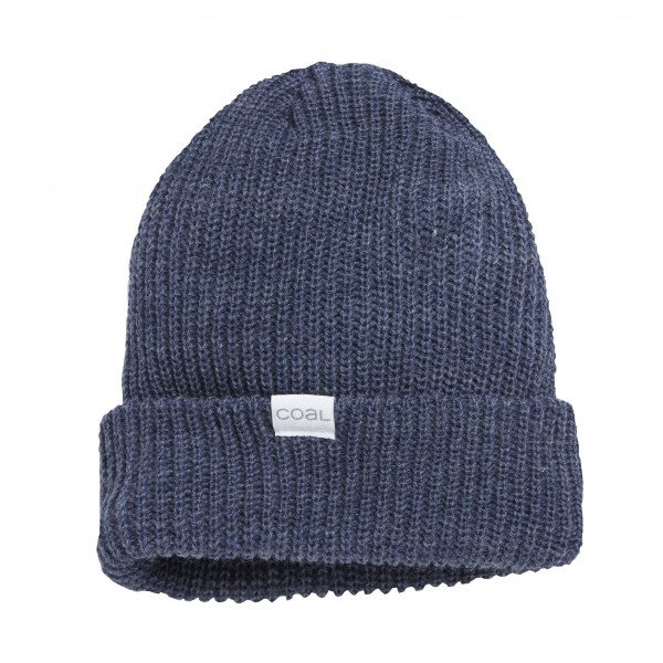 COAL BEANIE STANLEY HEATHER NAVY F19