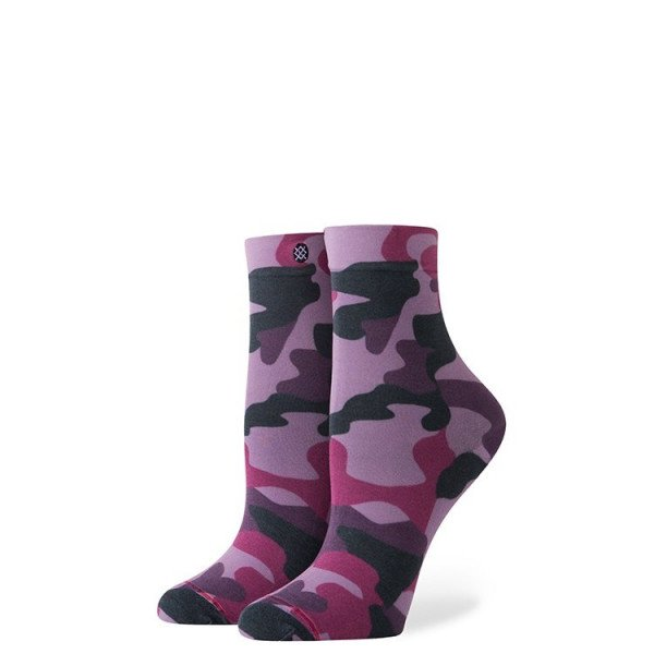 STANCE ZEĶES FOUNDATION WOMEN APHRODITE PURPLE