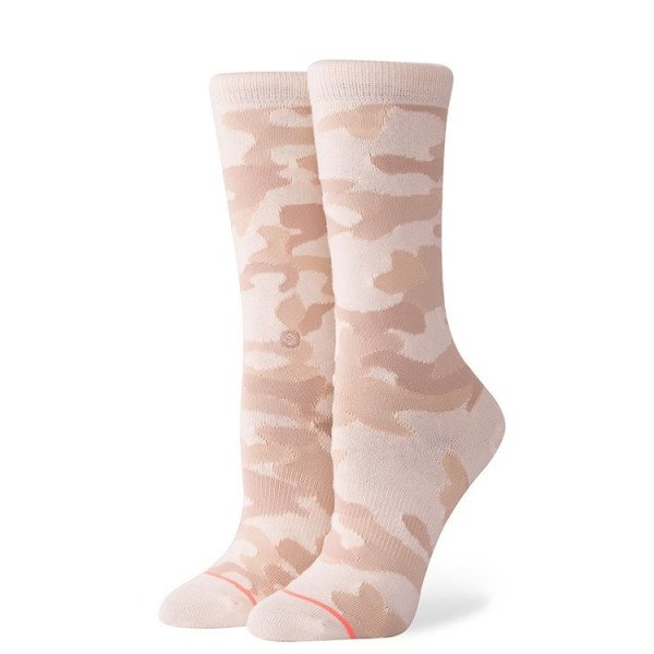 STANCE ZEĶES FOUNDATION WOMEN PERSEVERE SAND
