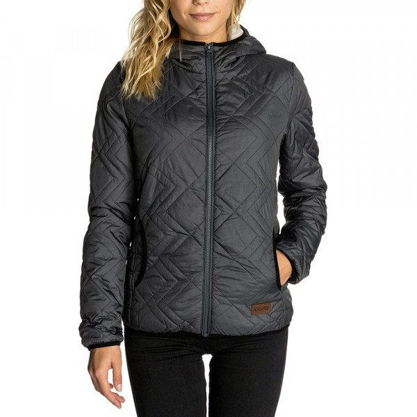RIP CURL JAKA HIGH SEAS JACKET BLACK F18