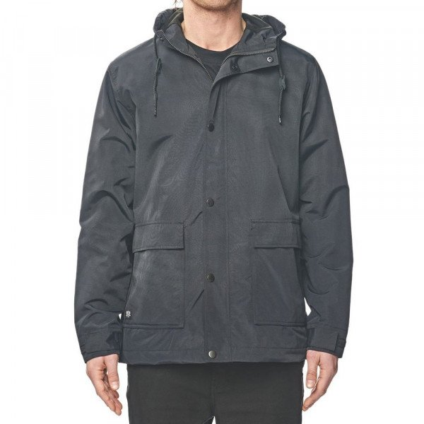 GLOBE JAKA GOODSTOCK THERMAL UTILITY JKT BLACK F18
