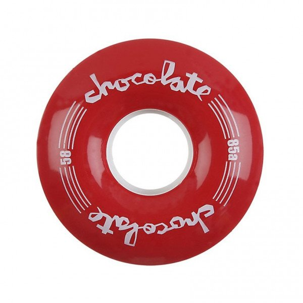 CHOCOLATE SKEITBORDA RITEŅI CHUNK CRUISER WHEELS