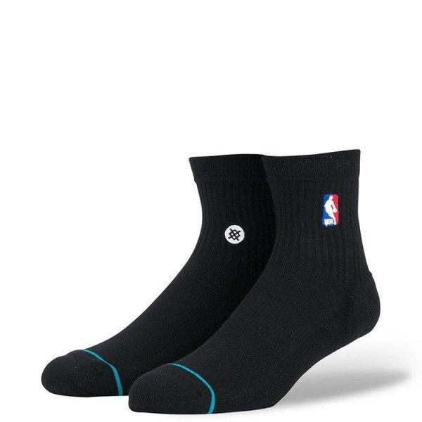 STANCE ZEĶES NBA ARENA NBA LOGOMAN QTR BLACK