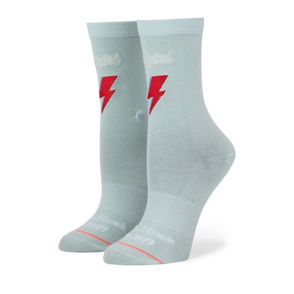 STANCE ZEĶES BOWIE GIRLS KIDS BLUE