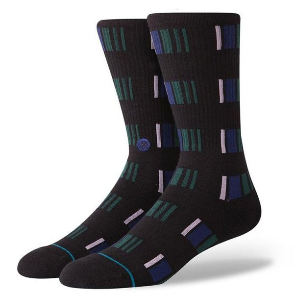 STANCE SOCKS BLUE FOUNDATION LORDS MULTI