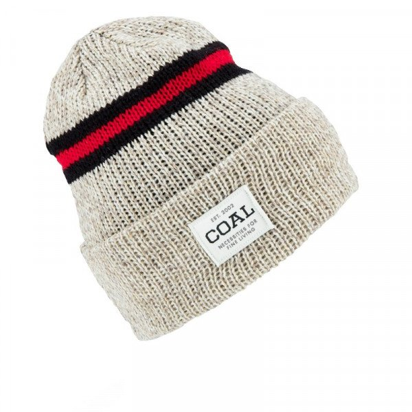COAL BEANIE UNIFORM SE NATURAL F18