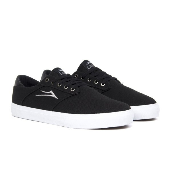 LAKAI APAVI PORTER BLACK CANVAS F18