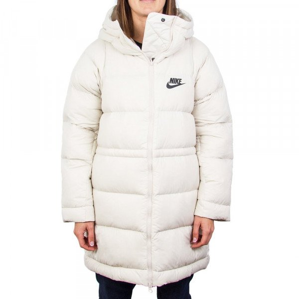 NIKE JAKA NSW DOWN FILL JACKET REV WHITE F18