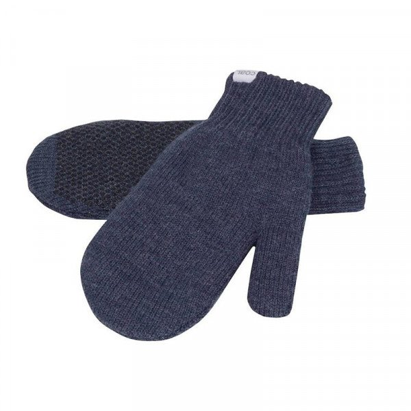 COAL CIMDI CROSBY MITTEN HEATHER NAVY F18
