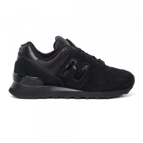 NEW BALANCE APAVI WL574 FHA BLACK F18