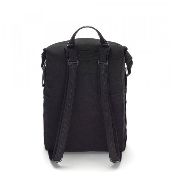 QWSTION SOMA ROLL PACK ALL BLACK S19