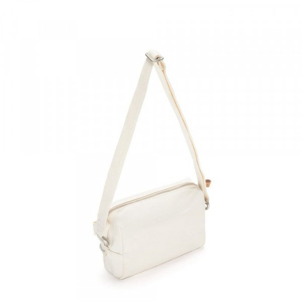 QWSTION SOMA HIP POUCH NATURAL WHITE S19