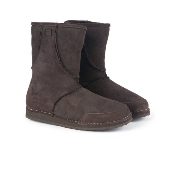 RIP CURL BOOTS BIRD ROCK DARK BROWN F18