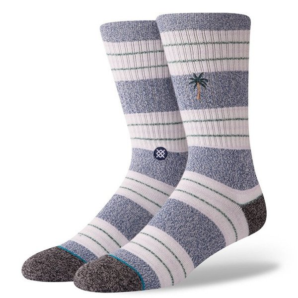 STANCE SOCKS BLUE FOUNDATION SHADE NAVY