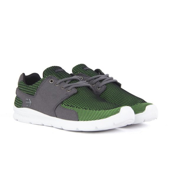 ETNIES SHOES SCOUT XT GREY GREEN F18