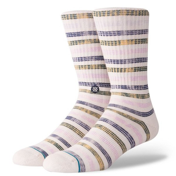 STANCE ZEĶES BLUE FOUNDATION SOMME WHITE