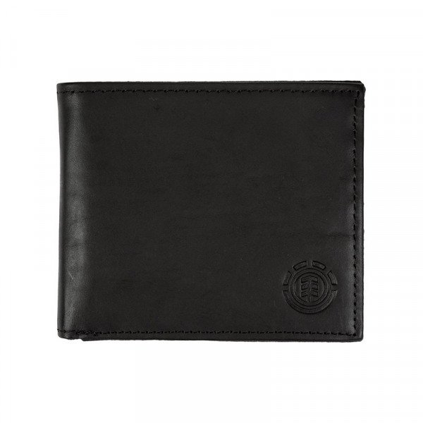 ELEMENT WALLET AVENUE WALLET BLACK S19