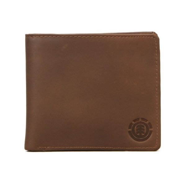 ELEMENT MAKS AVENUE WALLET BROWN F18