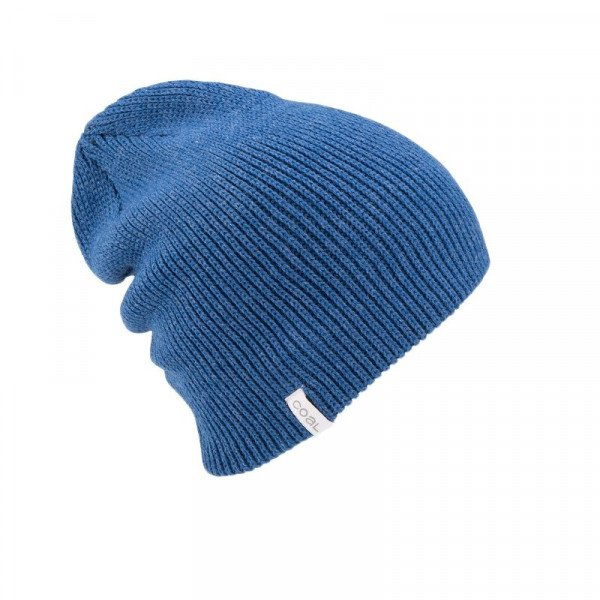 COAL BEANIE FRENA HEATHER NAVY F18