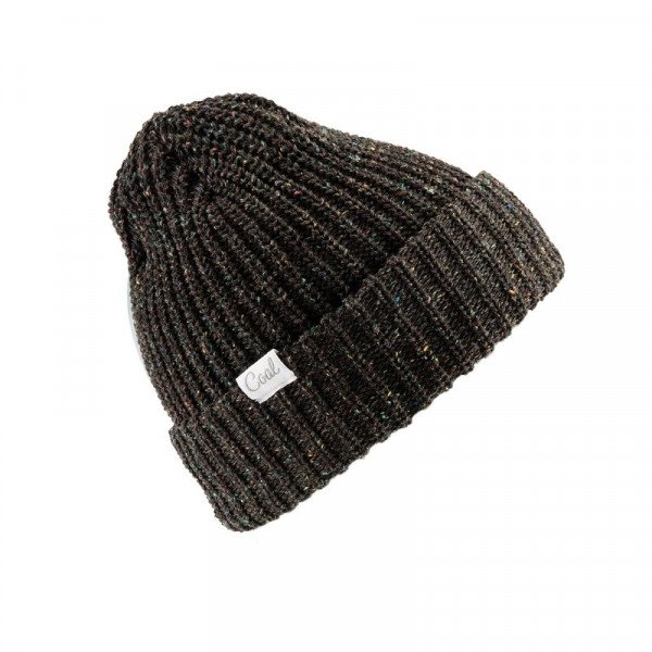 COAL BEANIE EDITH BLACK F19