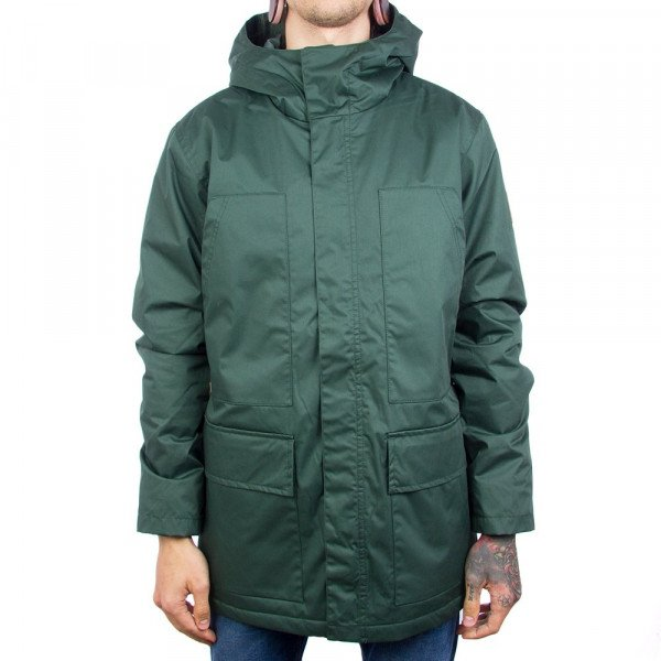 MAKIA JAKA FIELD JACKET GREEN F18